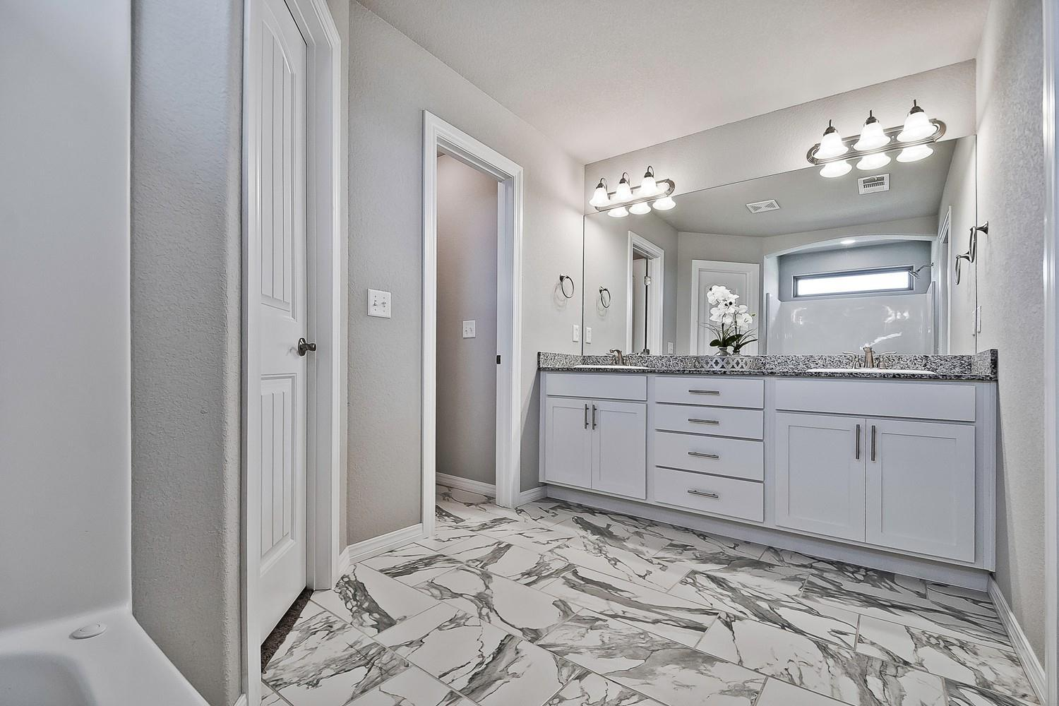 Bathroom featured in the 1463 By Riverwood Homes - Arkansas in Fayetteville, AR