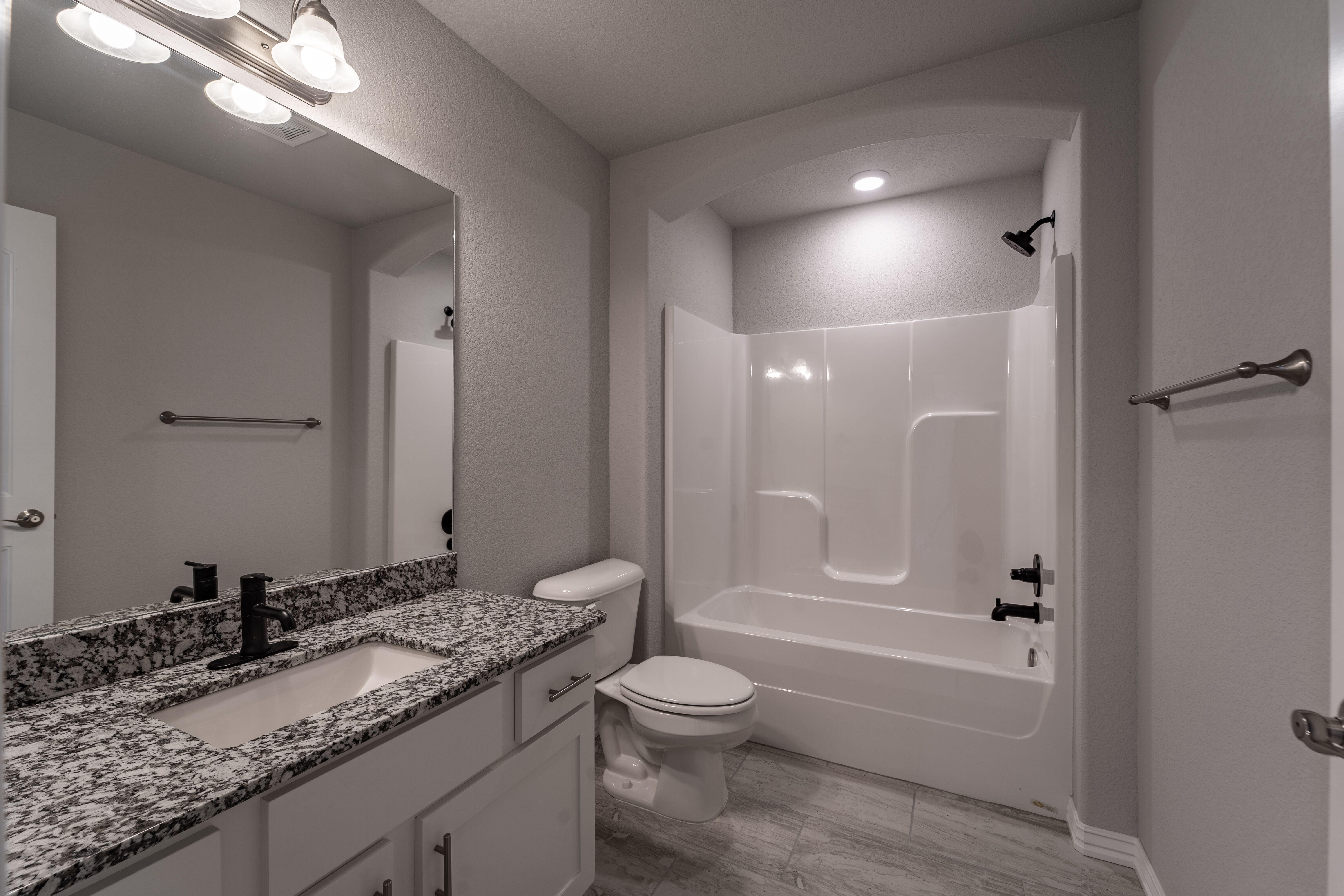 Bathroom featured in the 1659 By Riverwood Homes - Arkansas in Fayetteville, AR