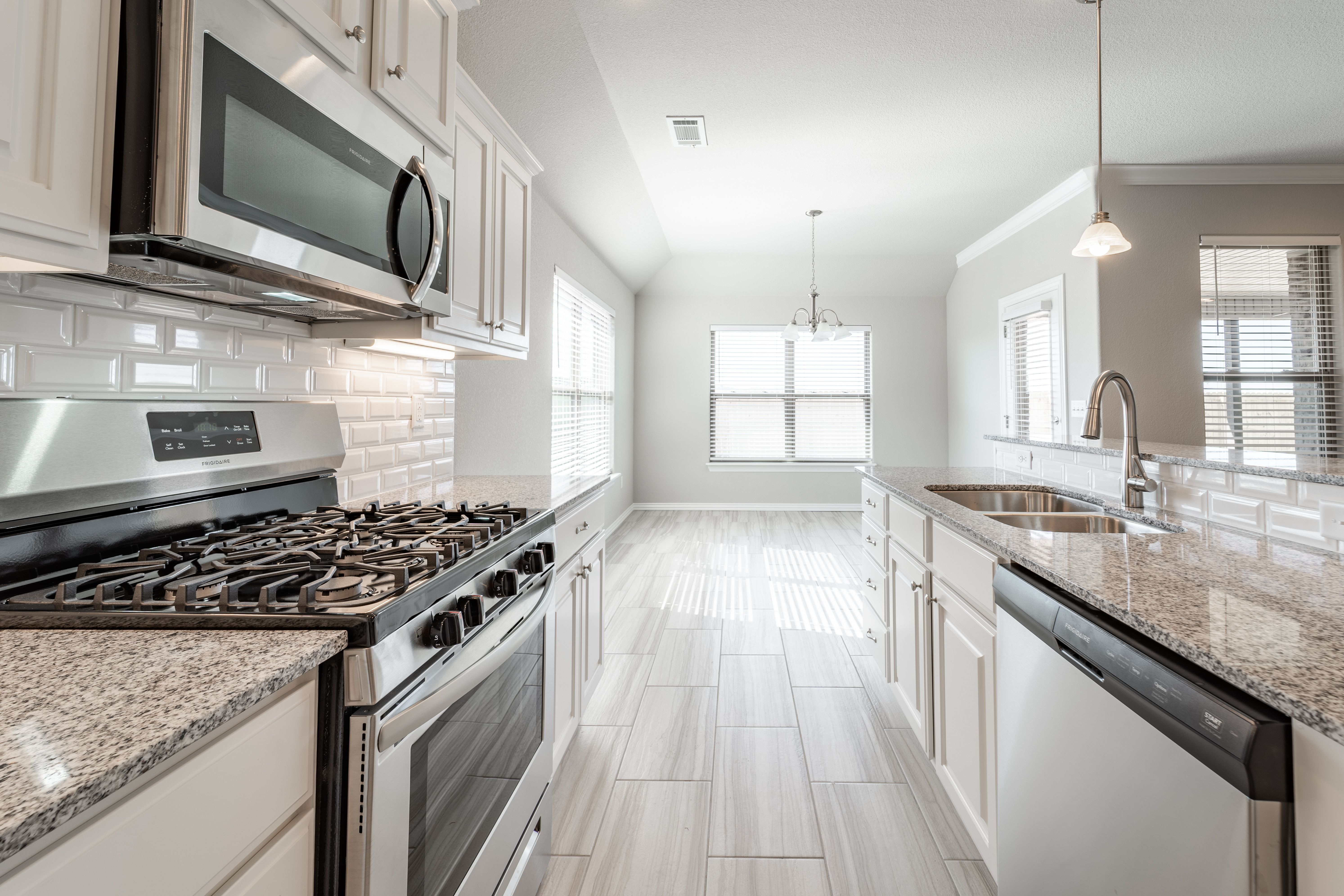 Kitchen featured in the Hamilton 1787 By Riverwood Homes - Arkansas in Fayetteville, AR
