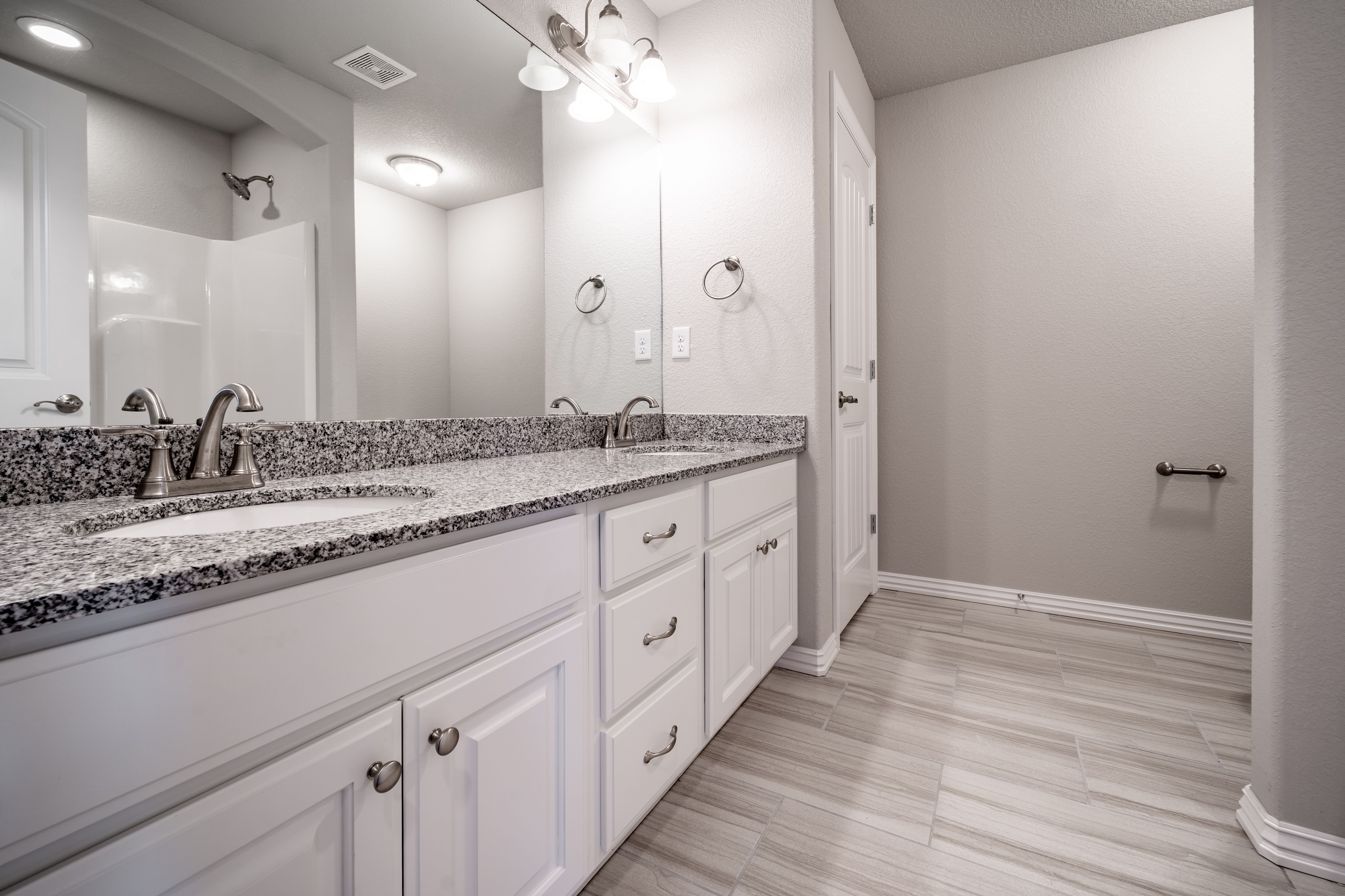Bathroom featured in the Hamilton 1787 By Riverwood Homes - Arkansas in Fayetteville, AR