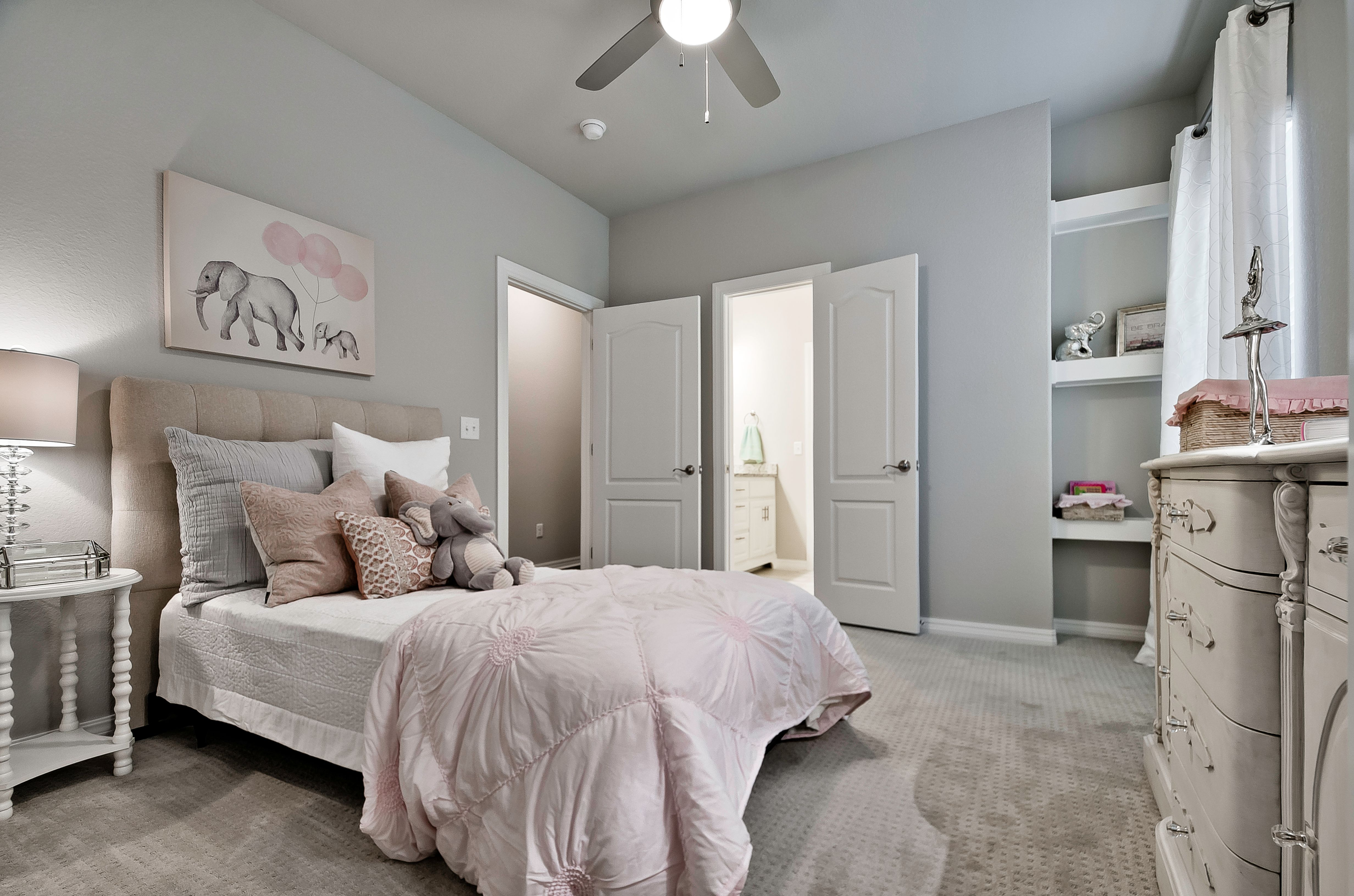 Bedroom featured in the Quartz 2475 By Riverwood Homes - Arkansas in Fayetteville, AR