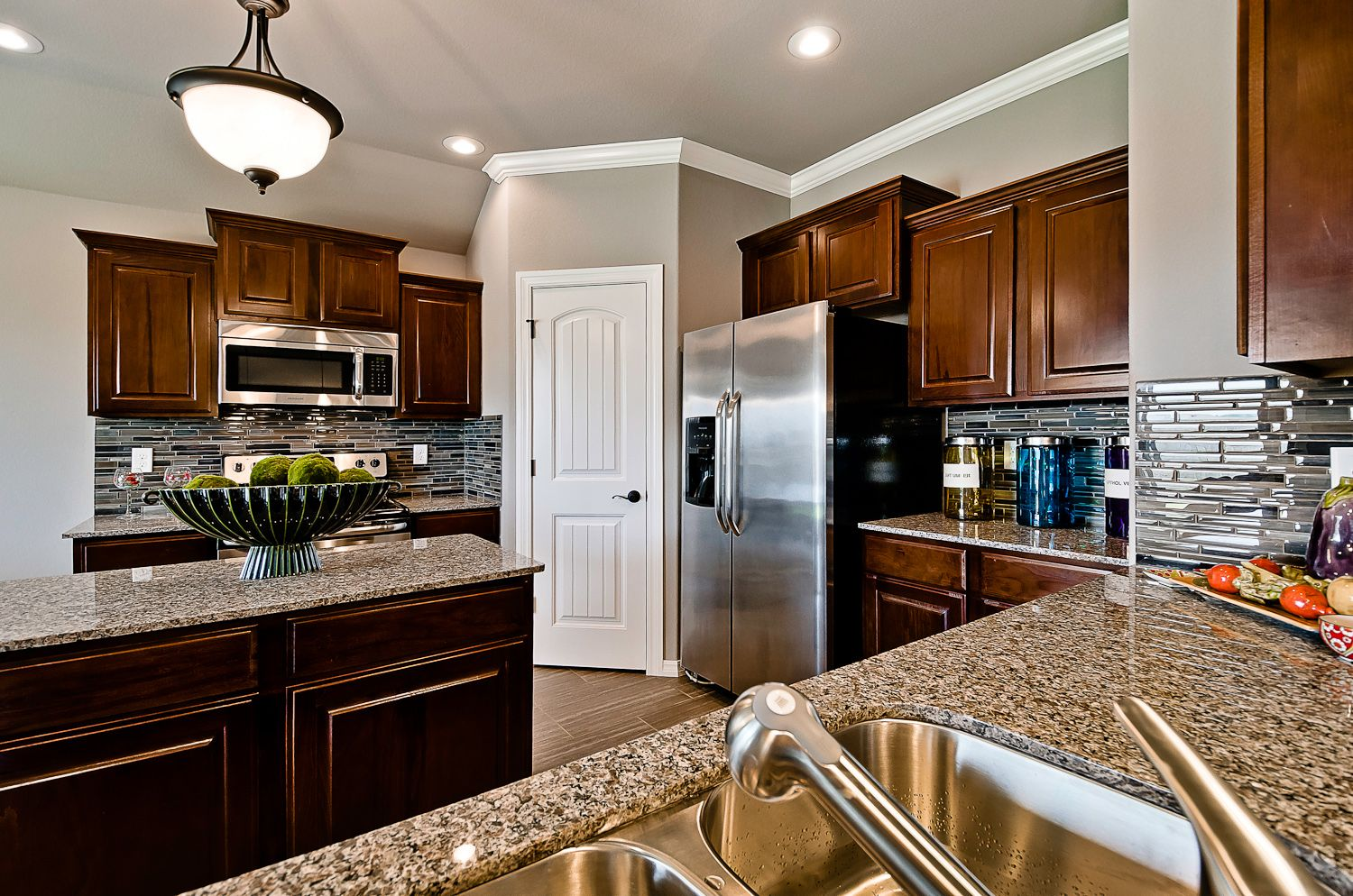 Kitchen featured in the Magnolia 1556 By Riverwood Homes - Arkansas in Fayetteville, AR