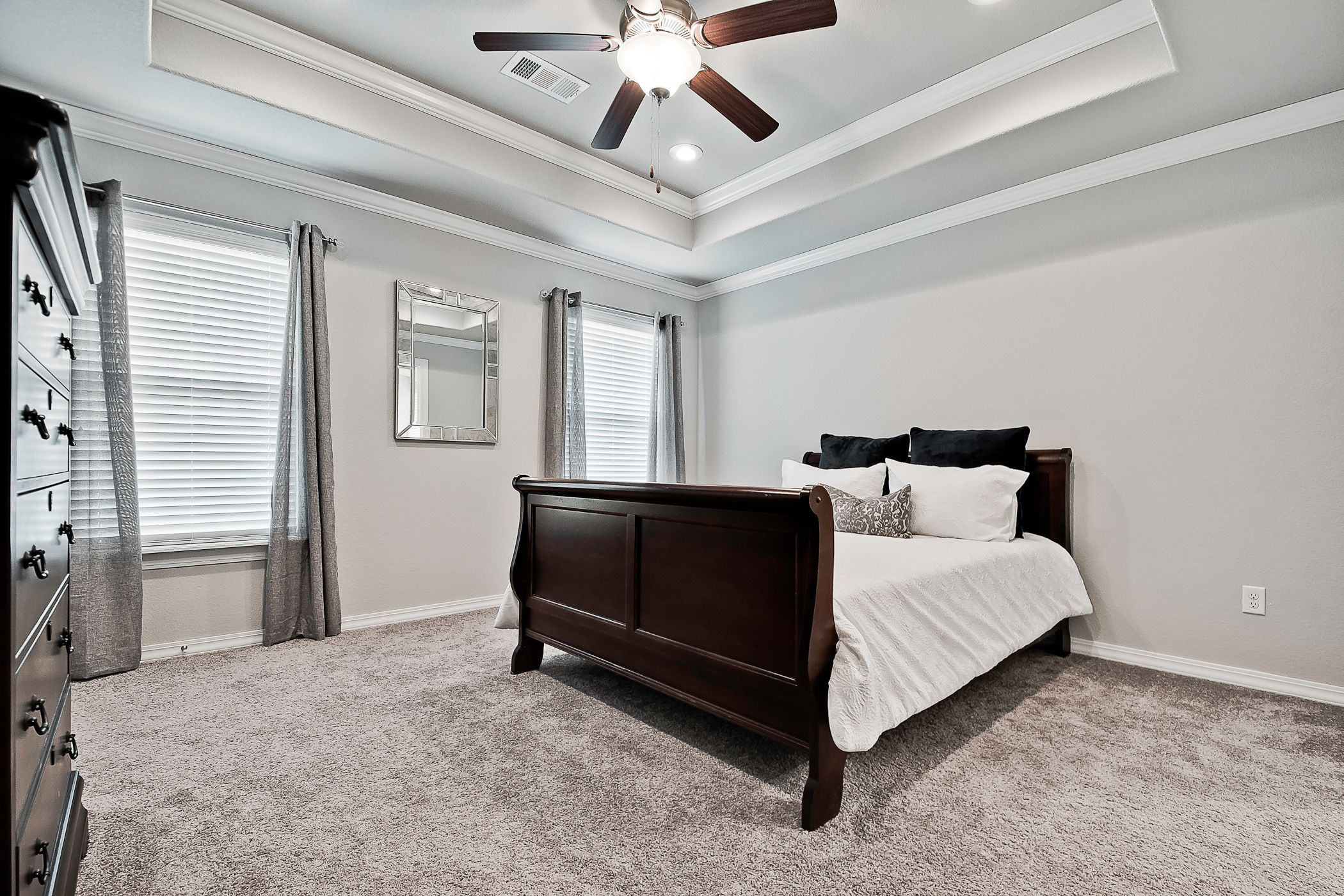 Bedroom featured in the Degray 1757 By Riverwood Homes - Arkansas in Fayetteville, AR