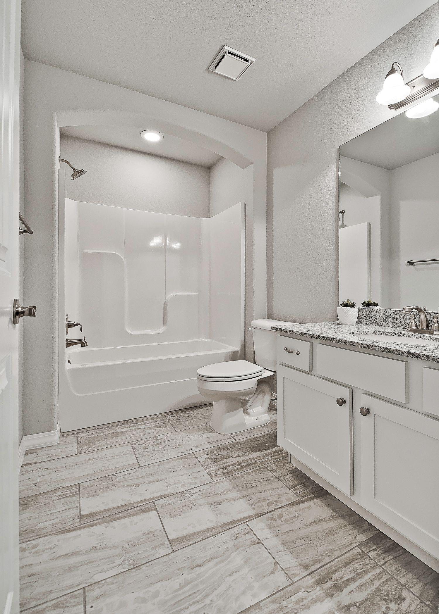 Bathroom featured in the Degray 1757 By Riverwood Homes - Arkansas in Fayetteville, AR