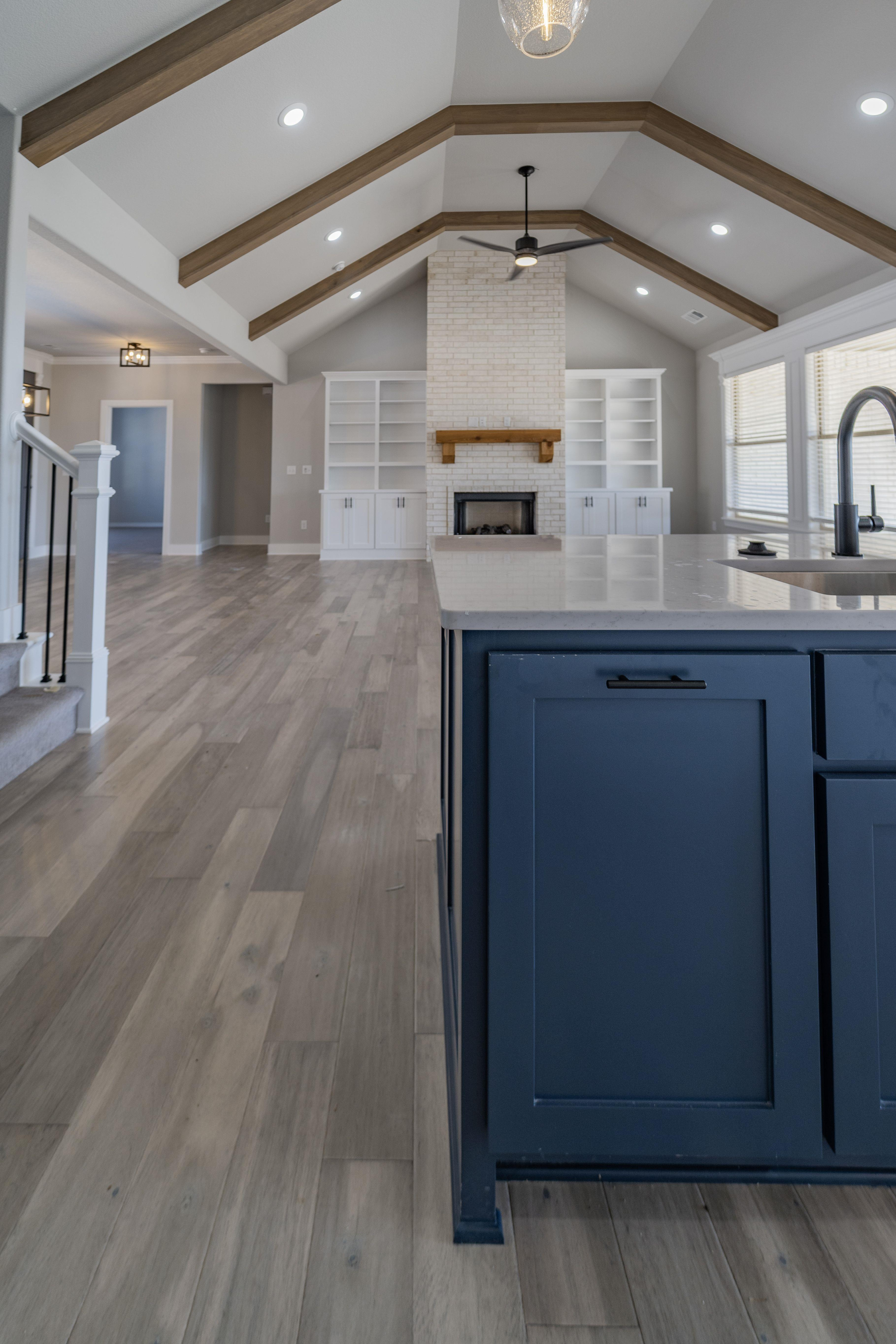 Kitchen featured in the Diamond 2901 By Riverwood Homes - Arkansas in Fayetteville, AR
