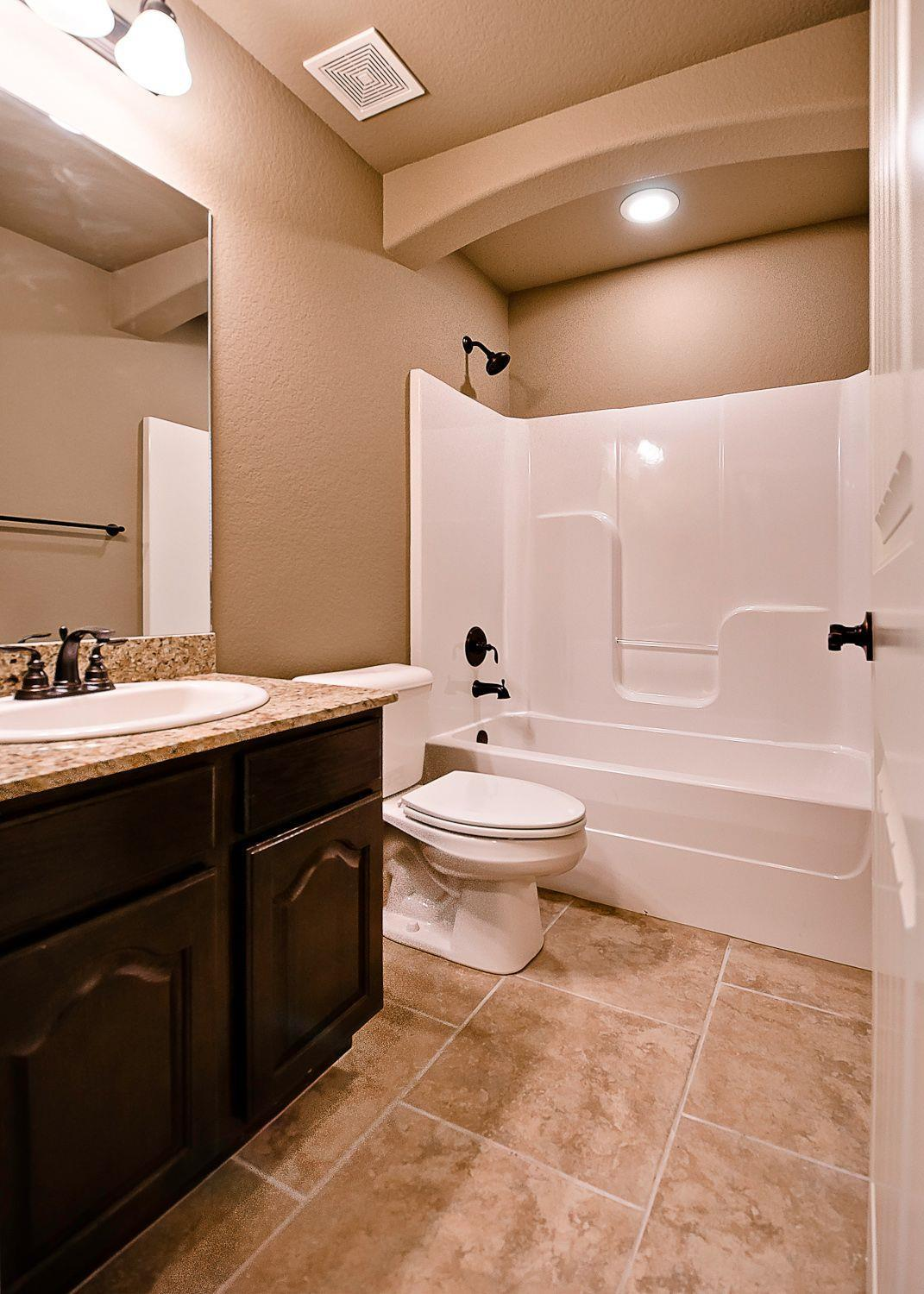 Bathroom featured in the Eureka 1536 By Riverwood Homes - Arkansas in Fayetteville, AR