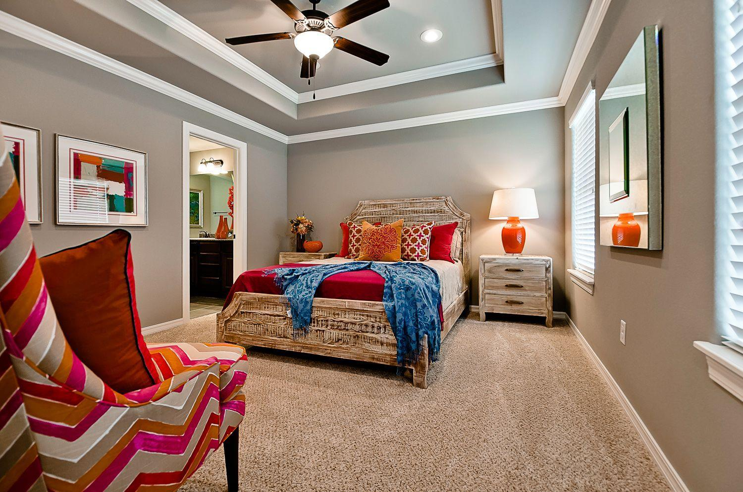 Bedroom featured in the Magnolia 1556 By Riverwood Homes - Arkansas in Fayetteville, AR