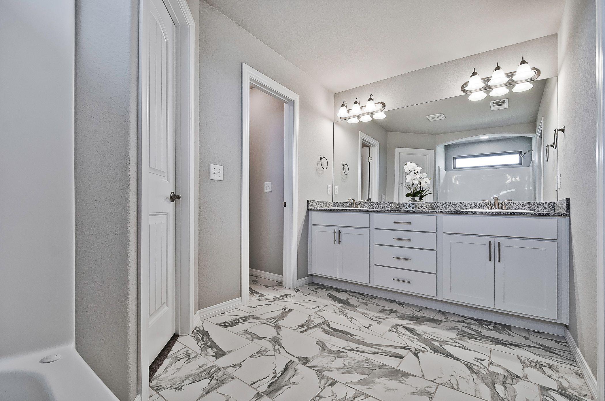 Bathroom featured in the Oak 1463 By Riverwood Homes - Arkansas in Fayetteville, AR