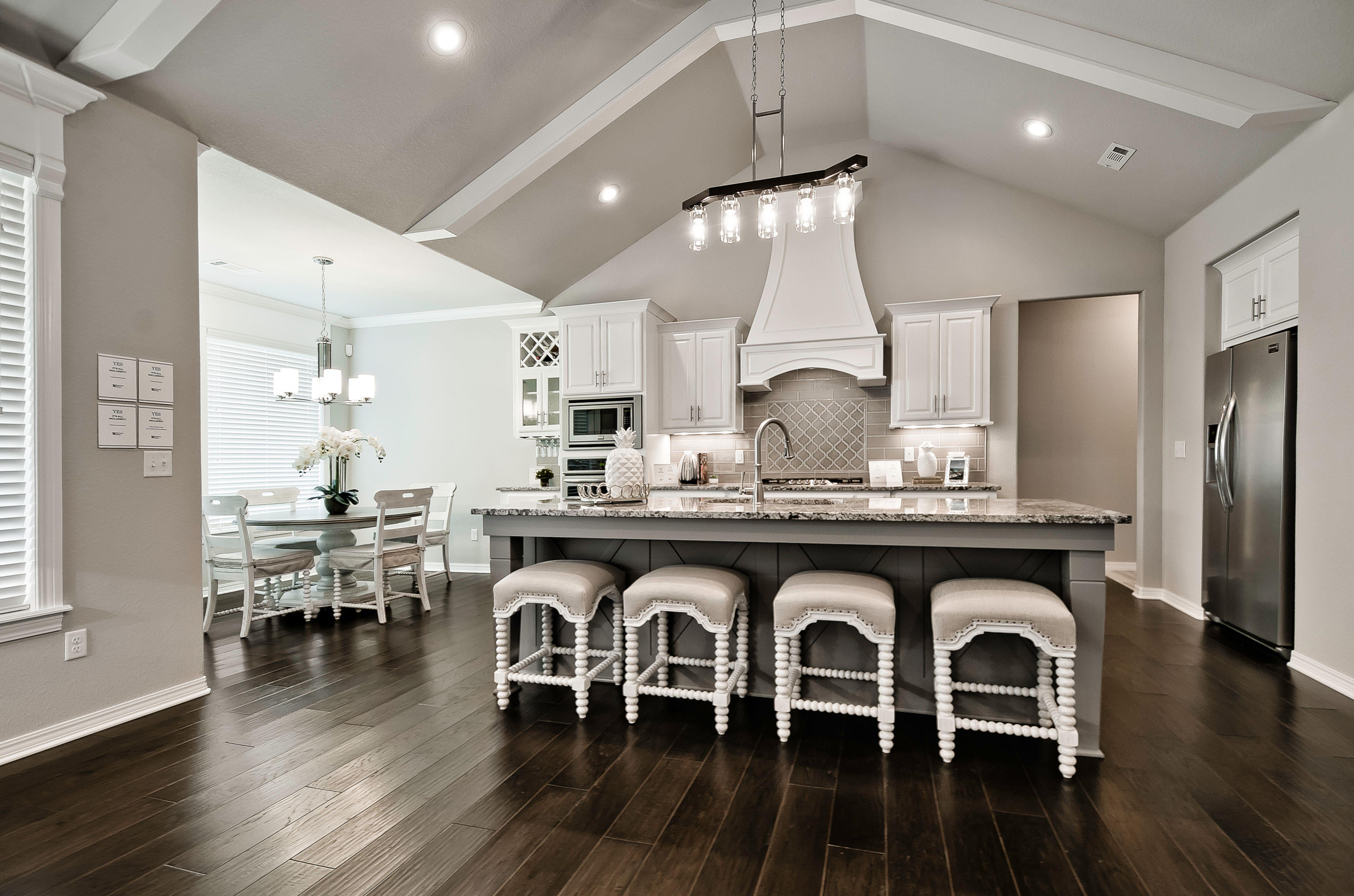 Kitchen featured in the Quartz 2475 By Riverwood Homes - Arkansas in Fayetteville, AR