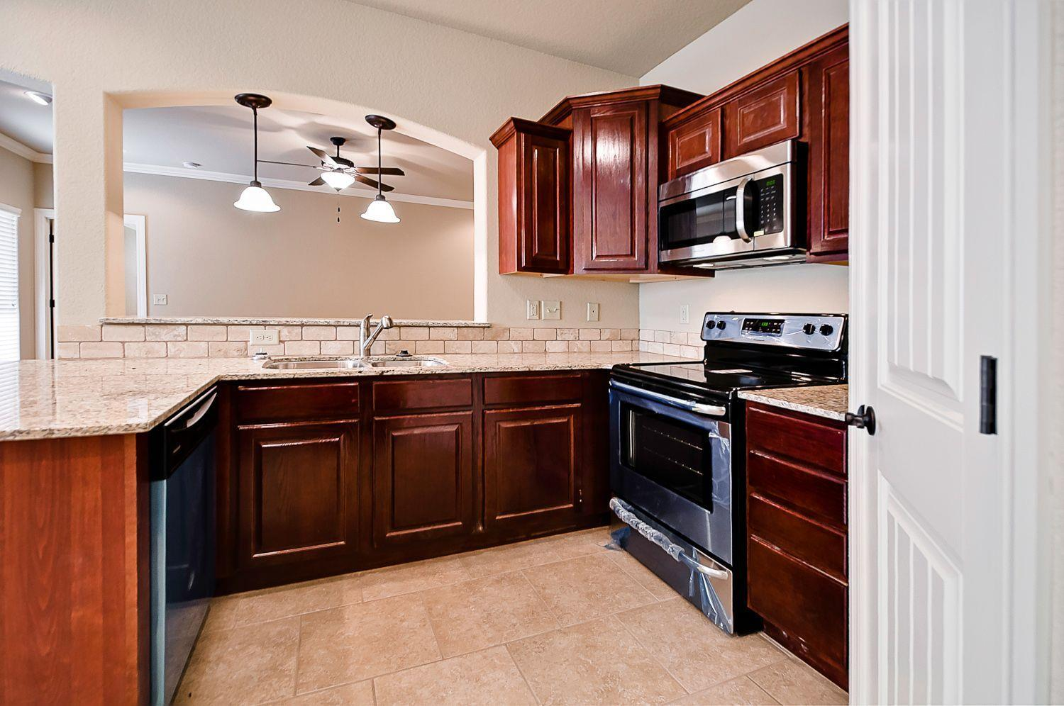 Kitchen featured in the Springs 1445 By Riverwood Homes - Arkansas in Fayetteville, AR