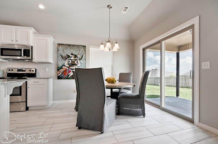 Kitchen featured in the Spruce 1358 By Riverwood Homes - Arkansas in Fayetteville, AR