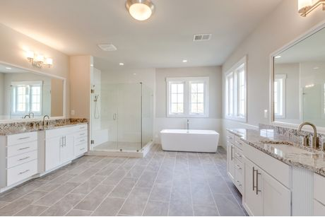 Bathroom-in-Oliver-BOYL-at-Riverstone-Custom BOYL-in-McLean
