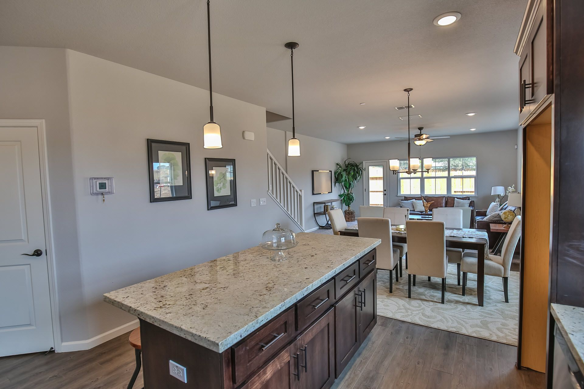Kitchen featured in the Residence 2059 By Village by the Ponds  in Sacramento, CA