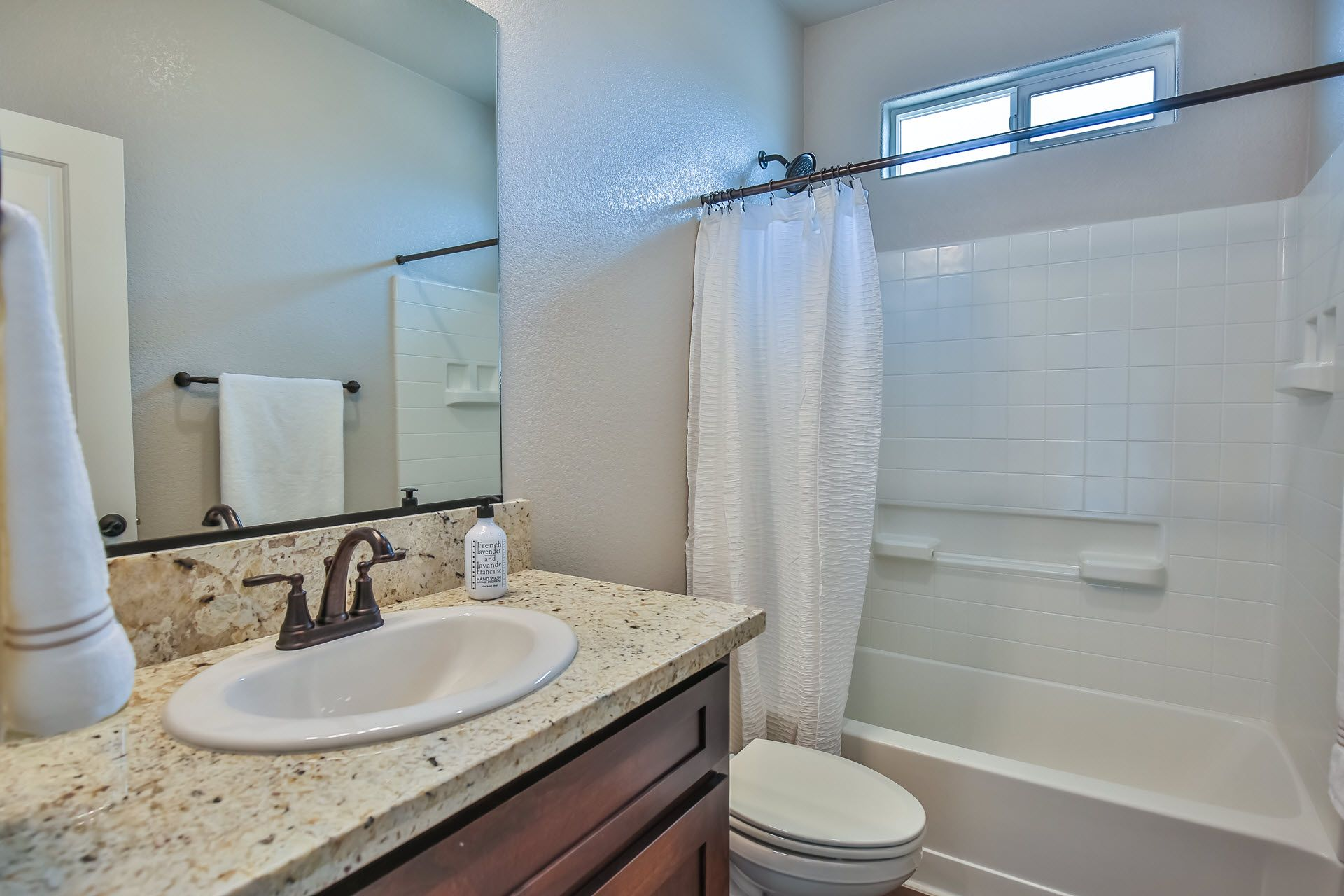 Bathroom featured in the Residence 2059 By Village by the Ponds  in Sacramento, CA