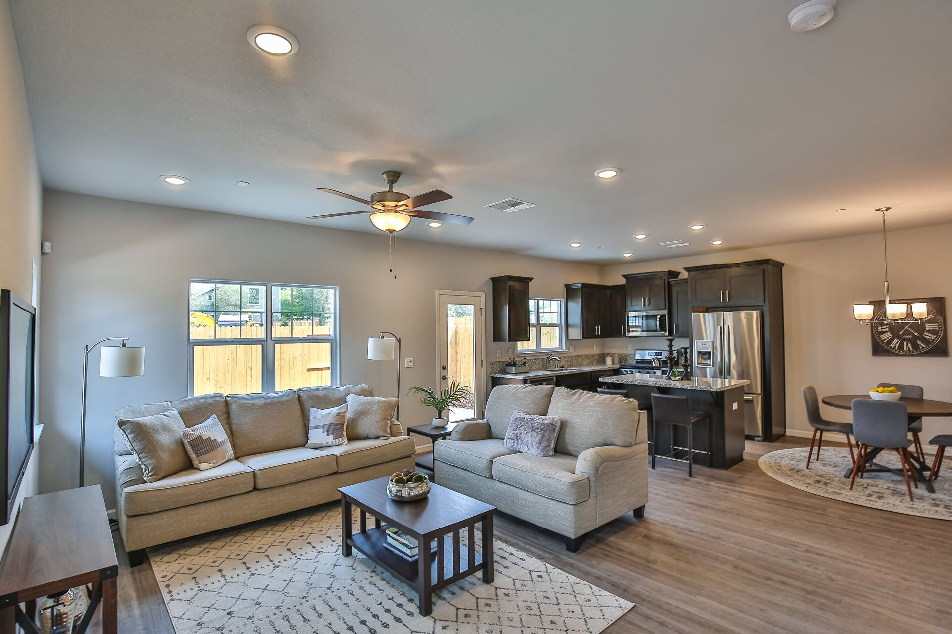 Living Area featured in the Residence 1669 By Village by the Ponds  in Sacramento, CA