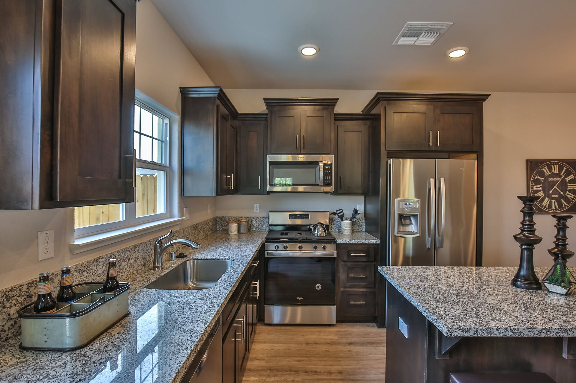 Kitchen featured in the Residence 1669 By Village by the Ponds  in Sacramento, CA