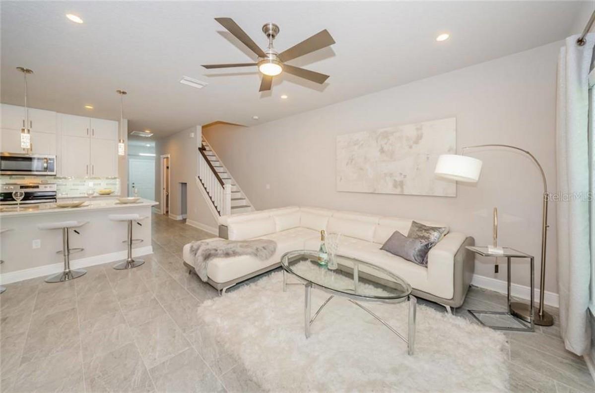 Living Area featured in the Heron By Riverwalk Preserve in Tampa-St. Petersburg, FL