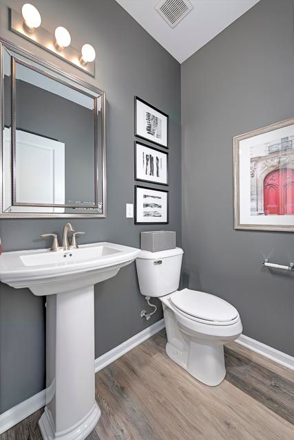 Bathroom featured in the Oak at Encore Townes By Robertson Brothers  in Detroit, MI