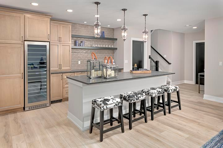 Kitchen featured in the Hickory By Robertson Brothers  in Detroit, MI
