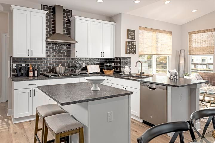 Kitchen featured in the Charleston at Lakeview By Robertson Brothers  in Detroit, MI