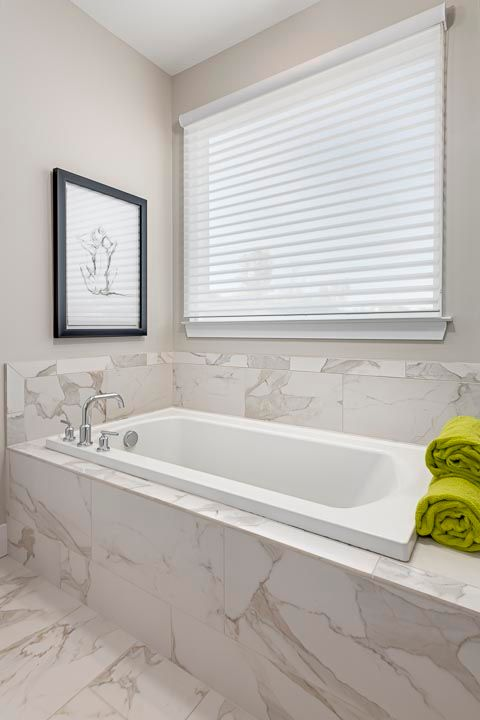 Bathroom featured in the Raleigh at Brewster Village By Robertson Brothers  in Detroit, MI