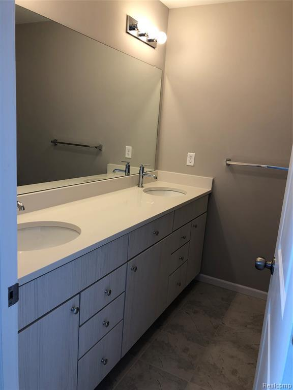 Bathroom featured in the Cedar at Normandy Square By Robertson Brothers  in Detroit, MI