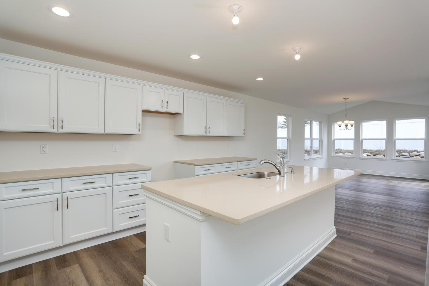 Kitchen featured in the Richmond at Lakeview By Robertson Brothers  in Detroit, MI