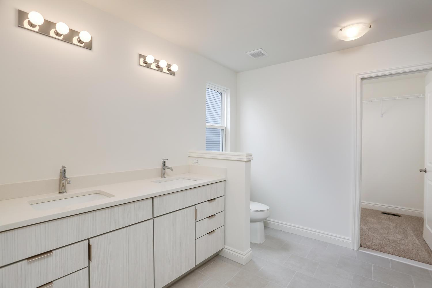 Bathroom featured in the Richmond at Lakeview By Robertson Brothers  in Detroit, MI