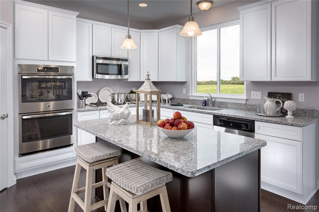 Kitchen featured in the Yorktown at Lakeview By Robertson Brothers  in Detroit, MI