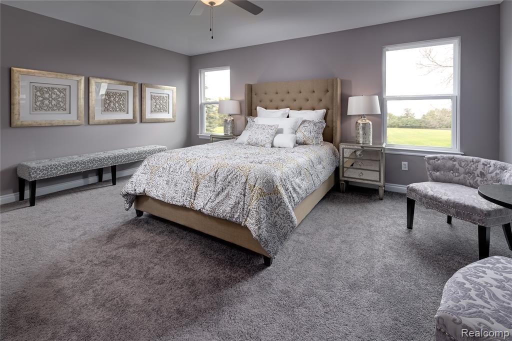 Bedroom featured in the Yorktown at Lakeview By Robertson Brothers  in Detroit, MI