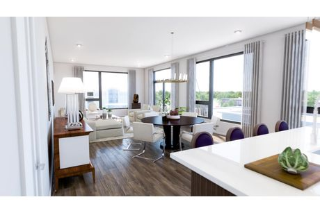 Greatroom-and-Dining-in-403 PLAN-at-750 Forest-in-Birmingham