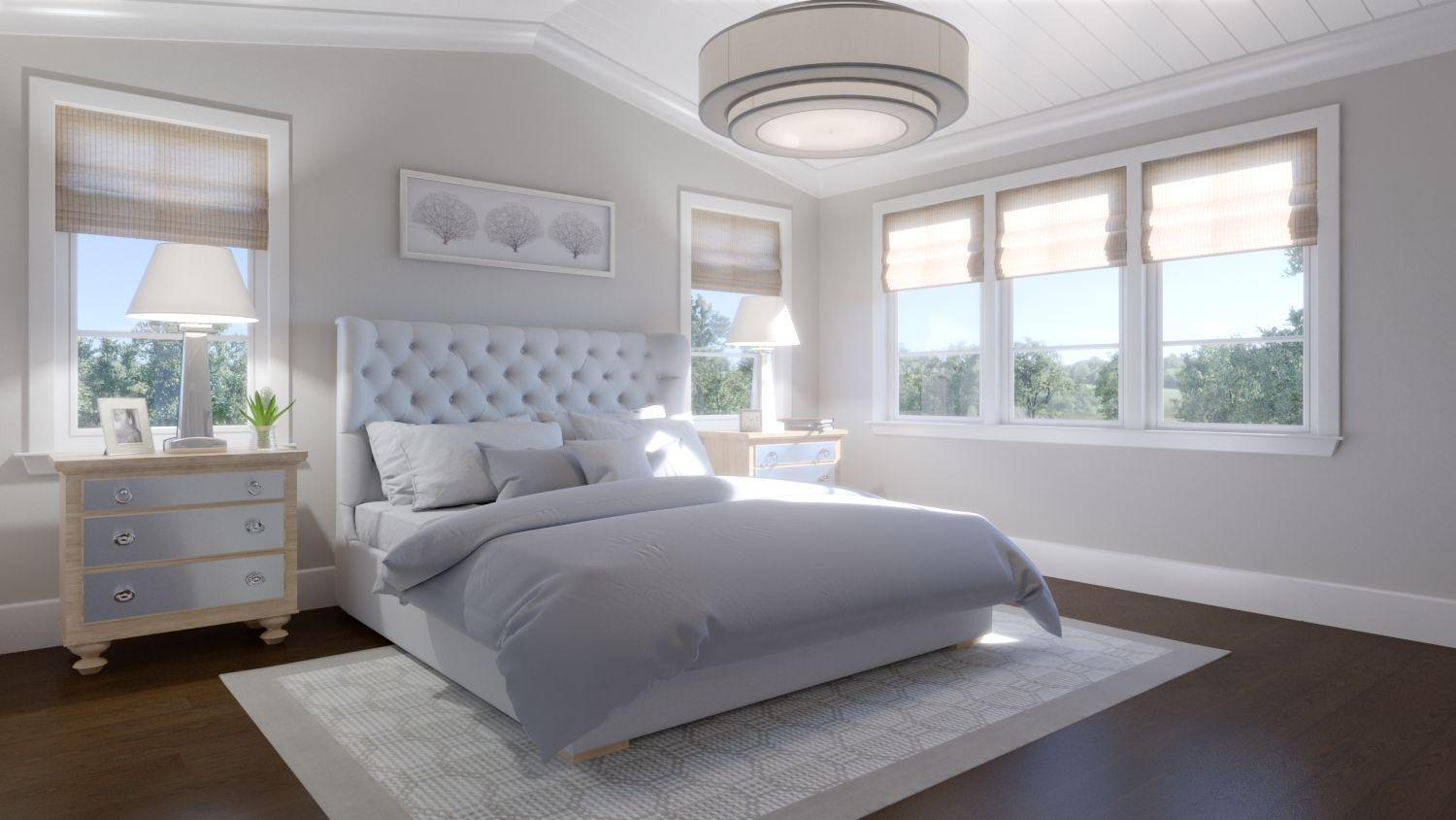 Bedroom featured in The Heritage By Robson Homes in Oakland-Alameda, CA