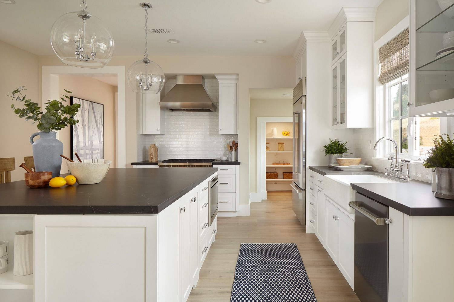 Kitchen featured in The Lupine By Robson Homes in San Jose, CA