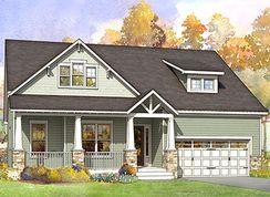 The Beaufain - Legend Oaks: Chapel Hill, North Carolina - RobuckHomes
