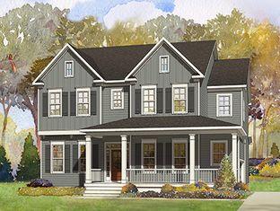 The Madison - Legend Oaks: Chapel Hill, North Carolina - RobuckHomes