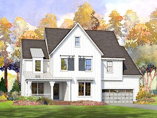 The Crabtree - Legend Oaks: Chapel Hill, North Carolina - RobuckHomes