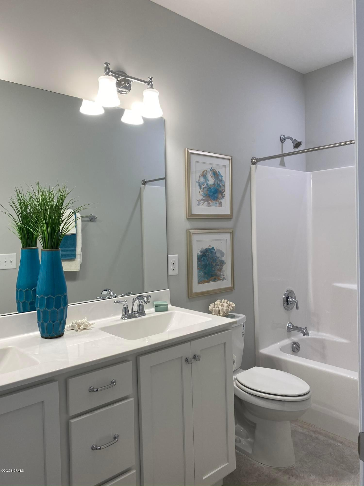 Bathroom featured in the 31 Shooting Star By RobuckHomes in Jacksonville, NC
