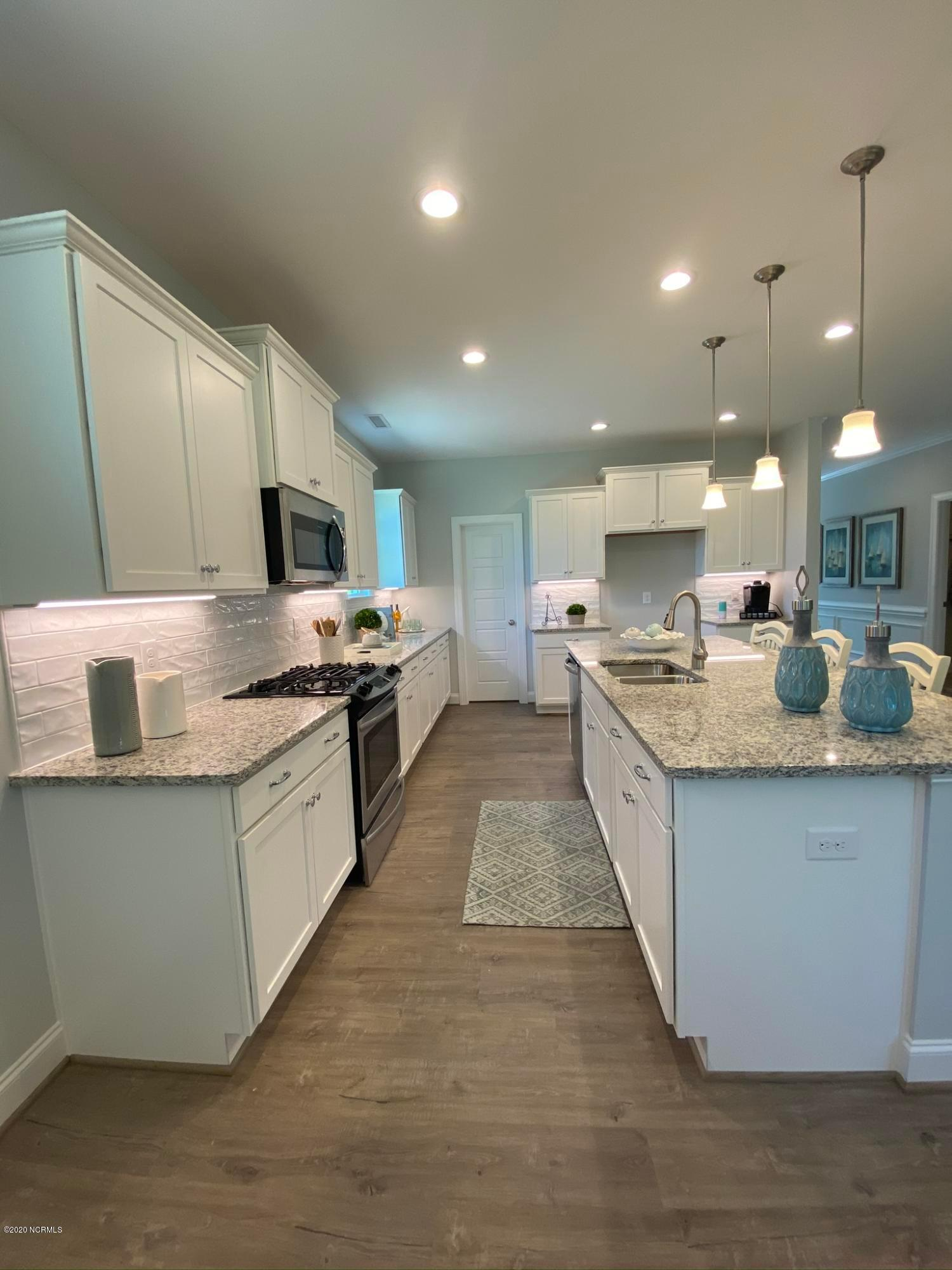 Kitchen featured in the 31 Shooting Star By RobuckHomes in Jacksonville, NC