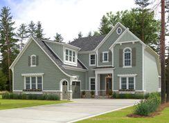 The Graylyn - Stoneridge Place: Raleigh, North Carolina - RobuckHomes