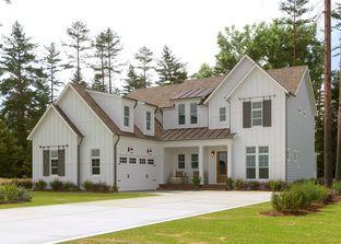 The Umstead - Stoneridge Place: Raleigh, North Carolina - RobuckHomes