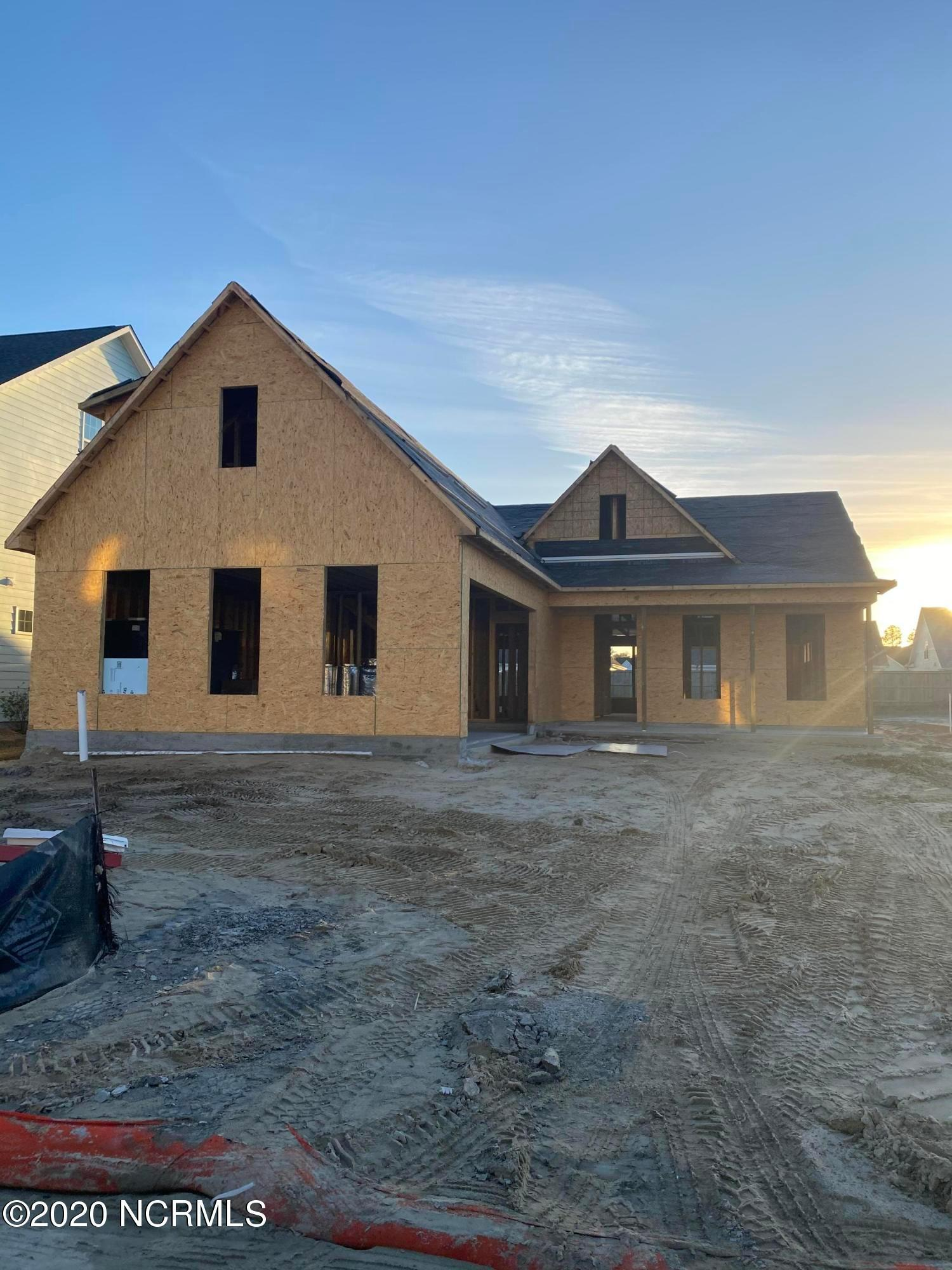 Exterior featured in the 31 Shooting Star By RobuckHomes in Jacksonville, NC