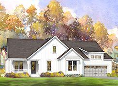 The Edgewood - Legend Oaks: Chapel Hill, North Carolina - RobuckHomes