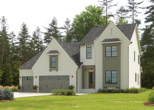The Whitsun - Bonterra: Chapel Hill, North Carolina - RobuckHomes