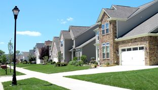 Meadow Grove Reserve by Rockford Homes in Columbus Ohio