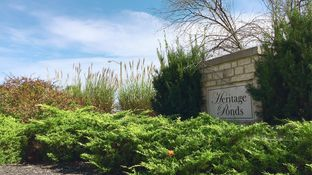 Heritage Ponds by Rockford Homes in Columbus Ohio