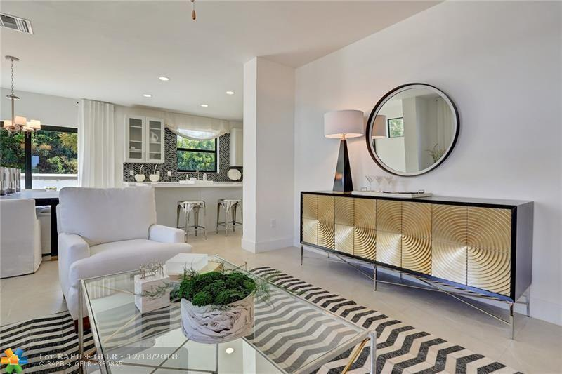 Living Area featured in The Compass By Rocklyn Homes in Broward County-Ft. Lauderdale, FL