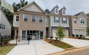 Seaboard Township by Rocklyn Homes in Atlanta Georgia