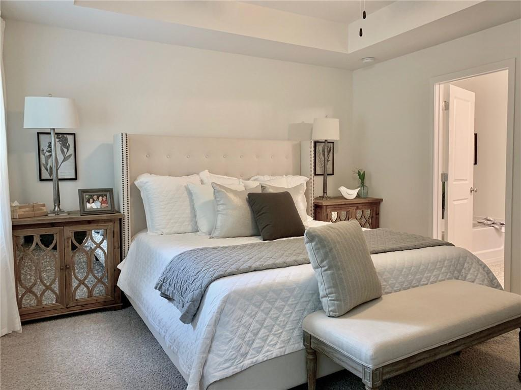 Bedroom featured in the Blaire By Rocklyn Homes in Atlanta, GA