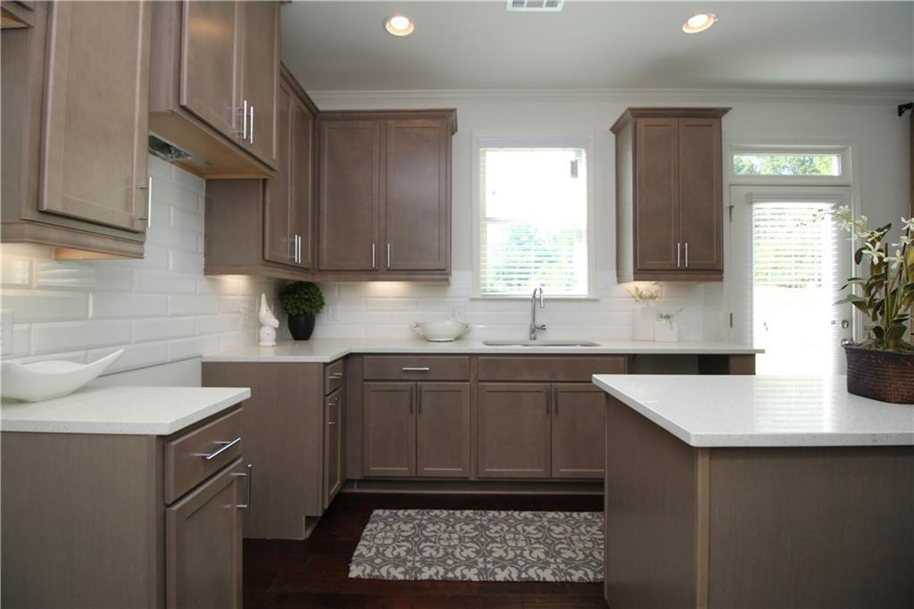 Kitchen featured in the Linton By Rocklyn Homes in Atlanta, GA
