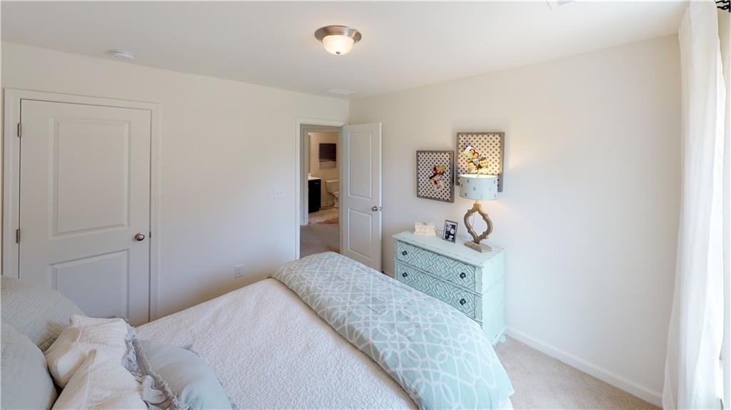 Bedroom featured in the Hanover By Rocklyn Homes in Atlanta, GA